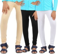 Greenwich Legging For Girls(Beige)