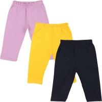 Color Fly Legging For Girls(Purple)