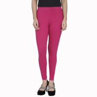 Anekaant Legging For Girls(Pink Pack of 1)