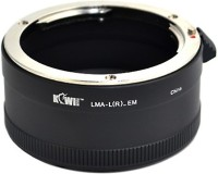 JJC Kiwifotos LMA-L(R)_EM Mechanical Lens Adapter