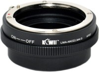 JJC Kiwifotos LMA-NK(G)_M4/3 Mechanical Lens Adapter