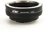 JJC Kiwifotos LMA-EOS_M4/3 Mechanical Lens Adapter