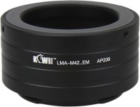 JJC Kiwifotos LMA-M42_EM Mechanical Lens Adapter