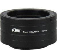 JJC Kiwifotos LMA-M42_M4/3 Mechanical Lens Adapter