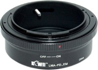 JJC Kiwifotos LMA-FD_EM Mechanical Lens Adapter