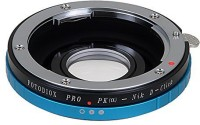 Fotodiox Inc. Pentax K-Nikon Mechanical Lens Adapter