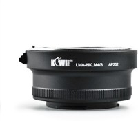 JJC Kiwifotos LMA-NK_M4/3 Mechanical Lens Adapter