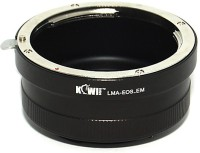 JJC Kiwifotos LMA-EOS_EM Mechanical Lens Adapter