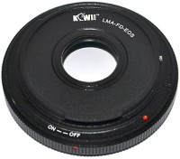 JJC Kiwifotos LMA-FD_EOS Mechanical Lens Adapter