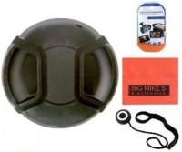 Big Mikes CAP58  Lens Cap(Black, 58 mm)