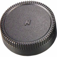 SONIA RLC-N  Lens Cap(Black, 49 mm)