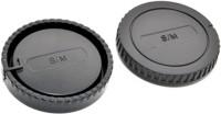 JJC L-R6  Lens Cap(Black)