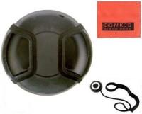 Big Mikes CAP77  Lens Cap(Black, 77 mm)