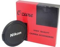Ozure SELC-N 62 mm  Lens Cap(Black + Silver Embossed, 62 mm)