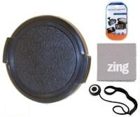 Big Mikes CAP37  Lens Cap(Black, 37 mm)