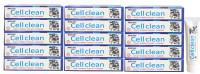 Cleanmax CELL CLEAN 50ml (Pack of 15) All in 1 for Lens, Mobiles, Laptops, Computers etc.  Lens Cleaner(50ml ml, Cloth 7x7 inch, Pack of 15)
