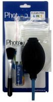 Photron Clean Pro 6 In 1 Cleaning Kit Lens Cleaner(NA ml, 6.2x6.2 inch, Pack of 6)
