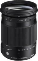 Sigma 18 - 300 mm f/3.5 - 6.3 Macro DC OS HSM Contemporary Lens for Canon Cameras  Lens(Black)
