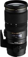 Sigma 70 - 200 mm f/2.8 APO EX DG HSM OS Lens  Lens(Black, 18 - 200)