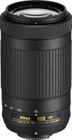 Nikon AF-P DX NIKKOR 70 - 300 mm f/4.5 - 6.3G ED VR  Lens(Black)