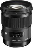 Sigma 50 mm f/1.4 DG HSM Art Lens  Lens(Black, 28 - 75)