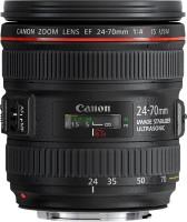 Canon EF 24 - 70 mm f/4L IS USM Lens Lens(Black)