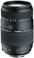 Tamron AF 70 - 300 mm F/4-5.6 Di LD Macro 1:2 for Nikon Digital SLR  Lens for Nikon AF Mount(Black)