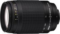 Nikon AF Zoom-Nikkor 70 - 300 mm f/4-5.6G  Lens(Black)