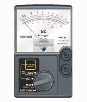 Kusam Meco KM 41 500V Analog Insulation Tester Non-magnetic Electronic Level(18 cm)