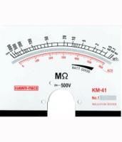 Kusam Meco 500v Analog Insulation Tester Non-magnetic Electronic Level(18 cm)