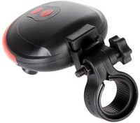 CycLex 5 Laser Red T LED Front Light(Black, Red)