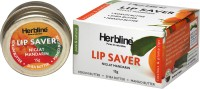 Herbline Lip Saver Mango Butter, Shea Butter, Kokum Butter(15 g)