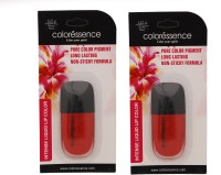 Coloressence Intense Liquid Lip Color Siren Red-(Pack of 2)(8 ml, Siren Red)