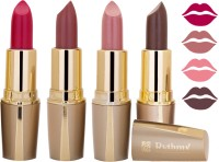 Rythmx Color Intense Lipstick 2204051(13.6 g, Multicolor,)