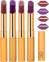 Rythmx Imported Matte Lipstick Combo 46201634(16 g, Multicolor,) - Price 374 76 % Off