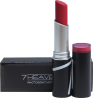 7 Heavens PhotoGenic Matte Lipstick(3.8, Cat Walk) - Price 224 81 % Off
