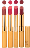 Rythmx Imported Matte Lipstick Combo (Slim 01-06)(16 g, Multicolor,) - Price 374 76 % Off