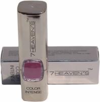 7 Heavens Color Intense Lipstick(3.8 g, Grape) - Price 199 81 % Off