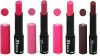 Bonjour Paris Color Cap Combo 050216 1 B(14 g, Brown, Nude, Pink, Pink)