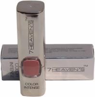 7 Heaven's Color Intense Lipstick(3.8 g, Nude Beige)