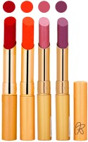Rythmx easy to wear lipstick set fashion women beauty makeup 221201726(8.8 g, Multicolor,) - Price 374 76 % Off