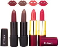 Rythmx Black and purple label lipsticks(16 g, Shade - 111)