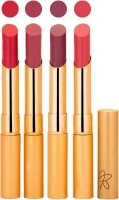 Rythmx Imported Matte Lipstick Combo (Slim 04-05)(16 g, Multicolor,) - Price 374 76 % Off
