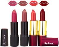 Rythmx Black and purple label lipsticks(16 g, Shade - 122)