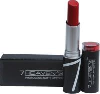 7 Heavens PhotoGenic Matte Lipstick(3.8, Hot Red) - Price 242 81 % Off