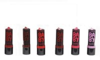Kiss Beauty Baby Lipstick(24 ml, Maroon,Red,Pink,Brown,Coffee,Dark Purple) - Price 196 83 % Off