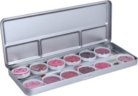 Out Of Box Karite Grand Colour Lip Palette For Women(60 g, 12 Colors Lip Pallate)