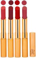 Rythmx easy to wear lipstick set fashion women beauty makeup(8.8 g, VT-03-04) - Price 374 76 % Off