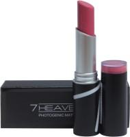 7 Heaven's PhotoGenic Matte Lipstick(3.8, Coral Pink)
