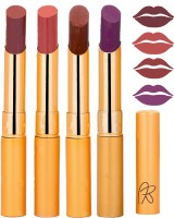 Rythmx Imported Matte Lipstick Combo 46201610(16 g, Multicolor,) - Price 374 76 % Off